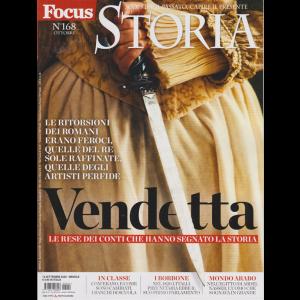 Focus Storia - n. 168 - ottobre 2020 - mensile