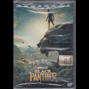I Dvd di Sorrisi 6 - n. 28 - Black Panther - settimanale - ottobre 2020 -