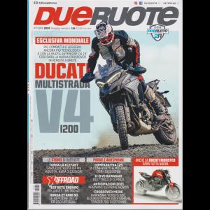 Dueruote - n. 186 - ottobre 2020 - mensile