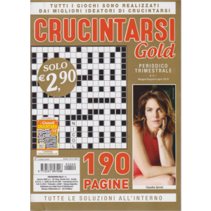 Abbonamento Crucintarsi Gold (cartaceo  trimestrale)