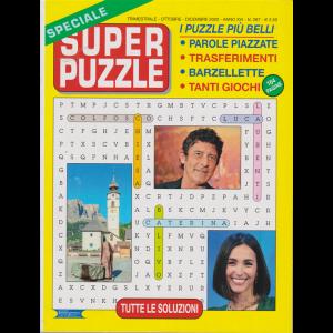 Speciale Super Puzzle - n. 267 - trimestrale - ottobre - dicembre 2020 - 164 pagine