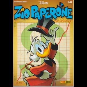Zio Paperone - n. 27 -15  settembre 2020 - mensile
