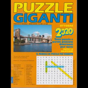Puzzle Giganti - n. 438 - mensile - ottobre 2020