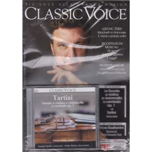 Classic Voice - n. 256 - mensile - settembre 2020