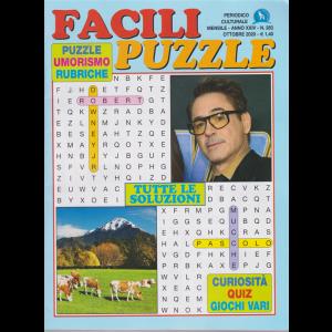 Facili Puzzle - n. 283 - mensile - ottobre 2020