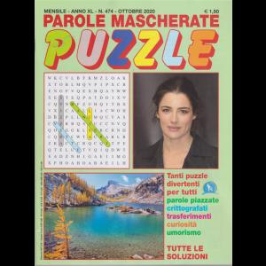 Parole Mascherate puzzle - n. 474 - mensile - ottobre 2020