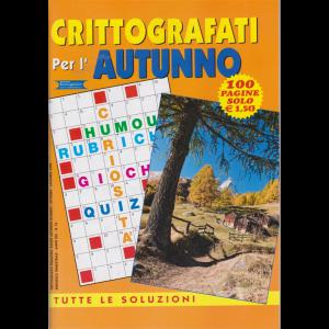 Crittografati per l'autunno - n. 76 - trimestrale - ottobre - dicembre 2020 - 100 pagine
