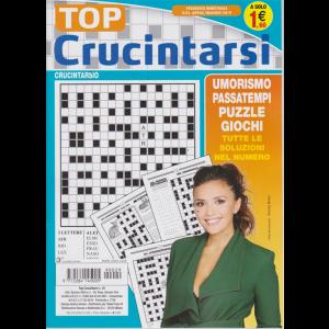 Top Crucintarsi -n. 29 - bimestrale - aprile - maggio 2019 -