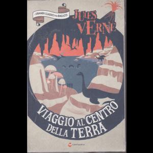 I Grandi Classici per ragazzi - Jules Verne - Viaggio al centro della terra - n. 21 - 12/9/2020 - settimanale