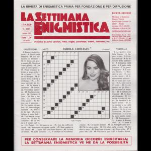 La Settimana Enigmistica - n. 4617 - 17/9/2020 - settimanale