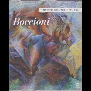 I maestri dell'arte italiana - Boccioni - n. 36 - 17/9/2020 - settimanale