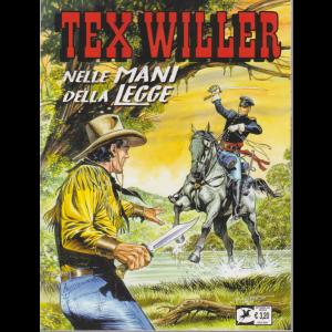 Tex Willer - Nelle mani della legge - n. 23 - settembre 2020 - mensile