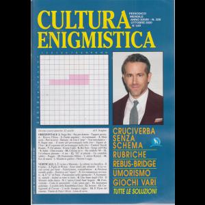 Cultura Enigmistica - n. 328 - mensile - ottobre 2020