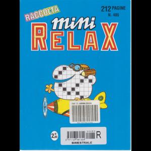 Raccolta Mini relax - n. 485 - bimestrale - febbraio 2019 - 212 pagine