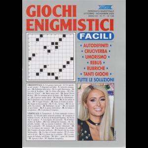 Giochi Enigmistici Facili - n. 71 - bimestrale - ottobre - novembre 2020