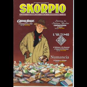 Skorpio - n. 2272 - 17 settembre 2020 - settimanale di fumetti
