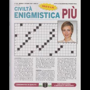 Civilta' Enigmistica più - n. 155 - mensile - ottobre 2020 -
