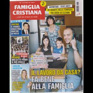 Famiglia Cristiana - n. 38 - settimanale - 20 settembre 2020