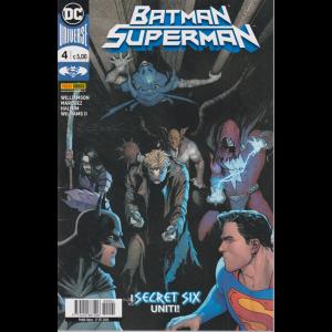 Batman/Superman - n. 4 - mensile - 17 settembre 2020