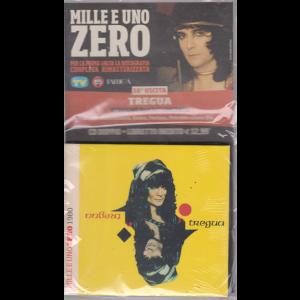 Mille e uno Zero - sedicesima uscita - Tregua - cd doppio + libretto inedito - settimanale - 12/4/2019