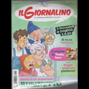 Il Giornalino + gadget diario G. con copertina rigida - 2020-2021 - n. 37 - 20 settembre 2020 - settimanale