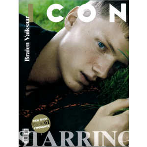 Icon issue 61 - new shop experiences - mensile Settembre 2020
