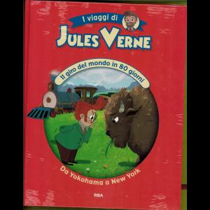 I viaggi di Jules Verne vol.3 Il giro del Mondo in Ottanta giorni by RBA Italia