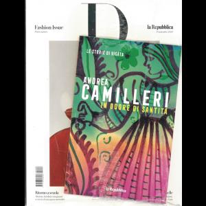 D Donna settimmanale n. 1206 - 19/09/2020 + Le storie di Vigàta vol. 15