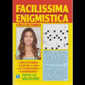 Facilissima Enigmistica - n. 81 - bimestrale - ottobre - novembre 2020 - 68 pagine
