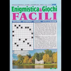 Enigmistica & Giochi facili - n. 8 - bimestrale - ottobre - novembre 2020 -