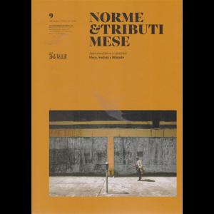 Norme & Tributi mese - n. 9 - settembre 2020 - mensile
