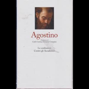 I grandi filosofi - Agostino - n. 16 - settimanale - 18/9/2020 - copertina rigida
