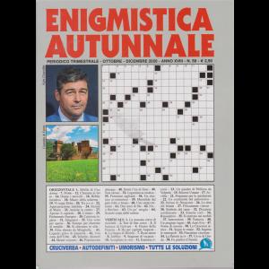 Enigmistica Stagionale - n. 58 - trimestrale - ottobre - dicembre 2020 -