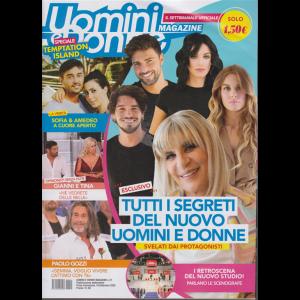 Uomini e Donne Magazine - n. 21 - settimanalwe - 18 settembre 2020