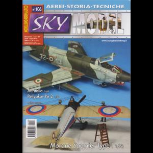 Sky Model - n. 106 - bimestrale - aprile - maggio 2019 -