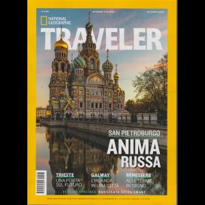 National Geographic Traveller - S. Pietroburgo Anima russa - trimestrale - autunno 2020 - 18 settembre 2020 - edizione italiana
