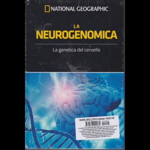National Geographic - La neurogenomica - n. 25 - settimanale - 18/9/2020- copertina rigida