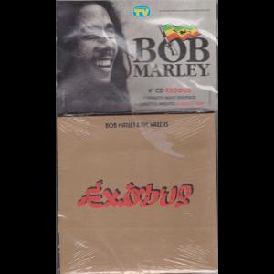 Gli speciali musicali di Sorrisi  -n. 10 - Bob Marley - 4° cd - Exodus - 18/9/2020 - cd + libretto inedito