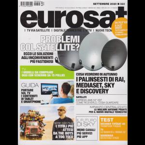 Eurosat - n. 322 - settembre 2020 - mensile