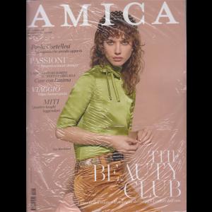 Amica + T-shirt - n. 5 - maggio 2019 - mensile - rivista + t-shirt