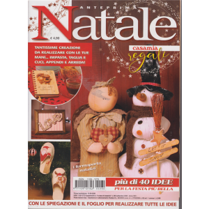 Anteprima Natale - Casamia regali - 15/9/2020 -