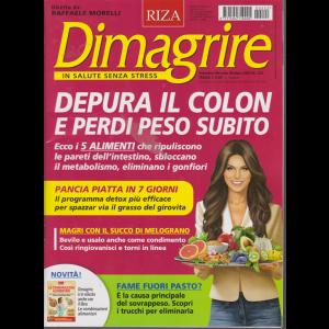 Dimagrire - n. 222  - mensile - ottobre 2020 -