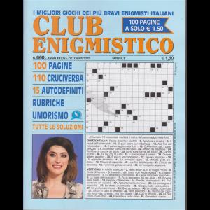 Club Enigmistico - n. 660 - ottobre 2020 - mensile - 100 pagine