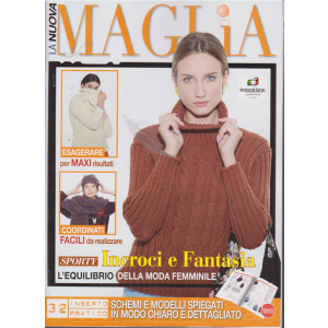 La Nuova Maglia - n. 14 - 22/9/2020 - bimestrale -