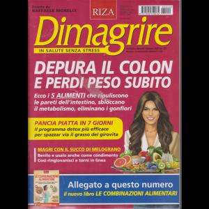 Dimagrire + Le combinazioni alimentari - n. 222 - mensile - ottobre 2020 - 2 riviste