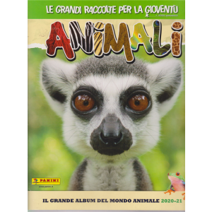 Animali Album - n. 1 - bimestrale - 18/9/2020 -