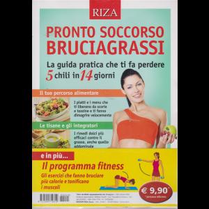 Dimagrire - Pronto soccorso bruciagrassi - n. 222 - ottobre 2020 -