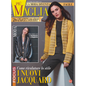 Piu' Maglia Extra - n. 14 - bimestrale - ottobre - novembre 2020