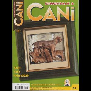 Cinghiale & Cani - n. 67 - 22 settembre 2020 - bimestrale