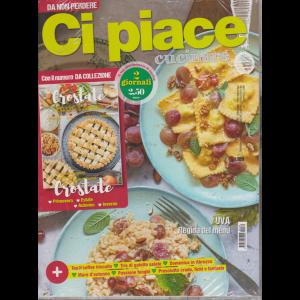 Ci Piace Cucinare ! - + Crostate tutto l'anno - n. 189 - 22/9/2020 - settimanale - 2 riviste